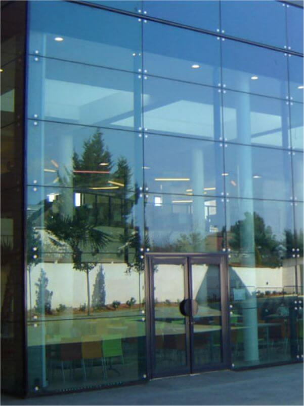 ozone australia - Glass Facade Fittings ALT - Ozone Hardware Australia