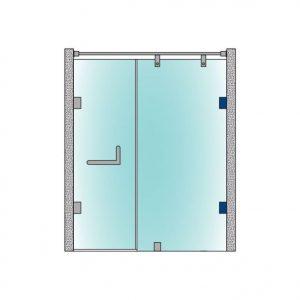 OSH 555 ED cutout