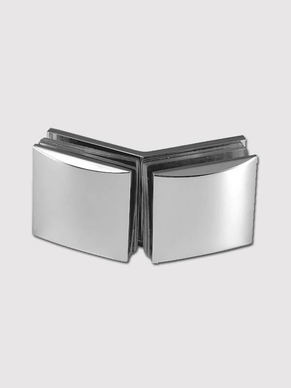 ozone australia - Ozone Glass Connector - Frameless Shower Solutions
