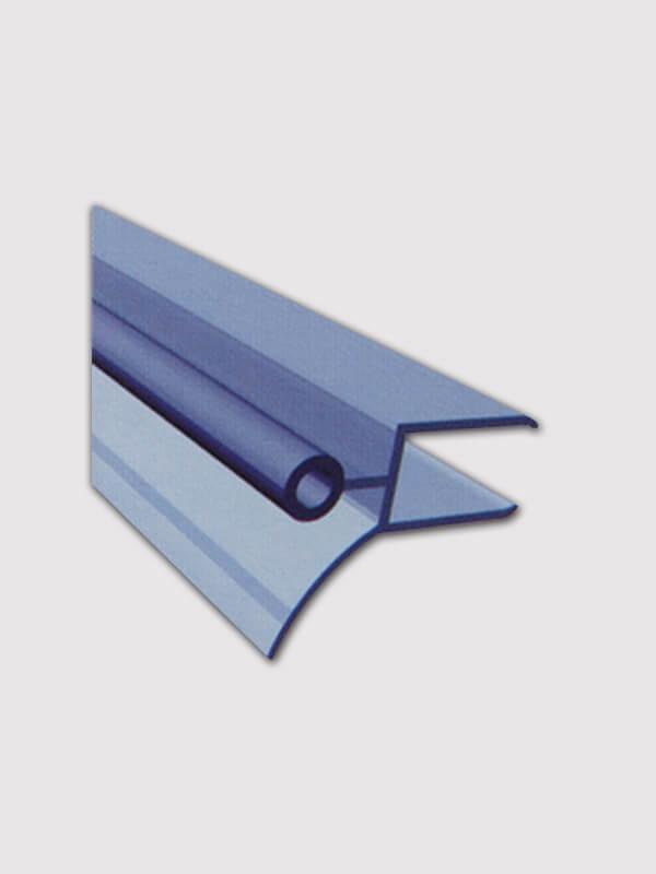 ozone australia - Plastic Profile 1 - Frameless Shower Solutions