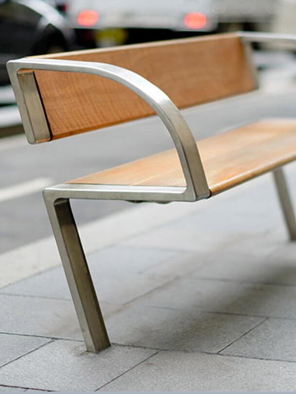 - urban street furniture benches 02 - Urban Street Furniture