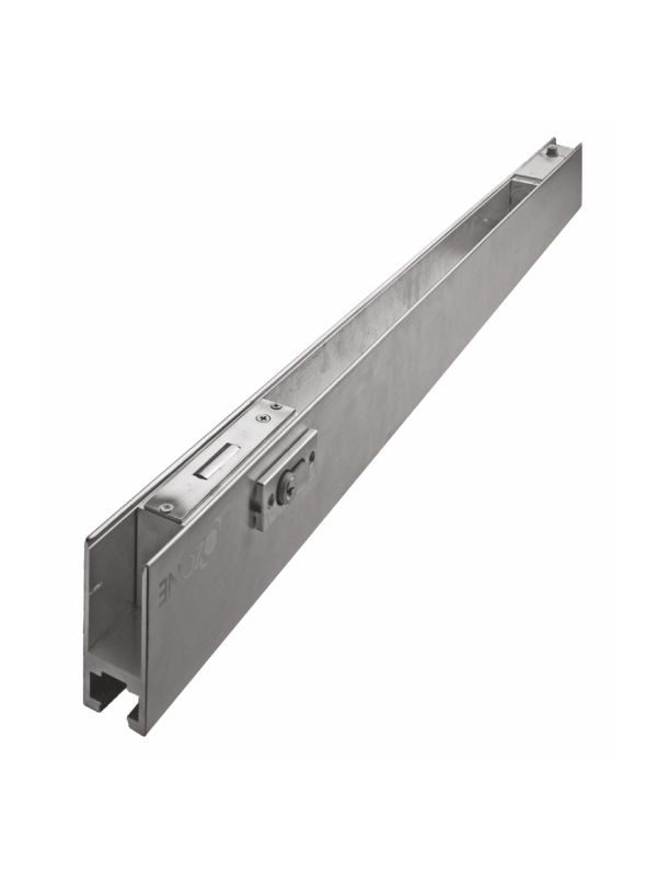 Ozone Door Rail OCFH 100 Rail with lock Hydraulic Door Rail System